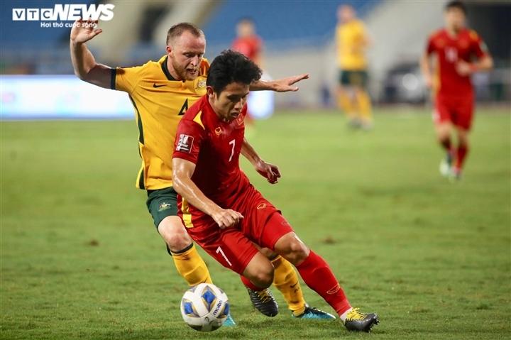 Bị từ chối phạt đền, tuyển Việt Nam thua sát nút Australia