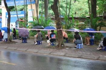 Trưa 8-9, Hà Nội thêm 35 ca Covid-19, phát hiện 7 ca cộng đồng ở 4 quận huyện