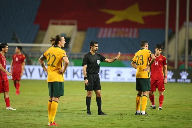 VFF kiến nghị lên FIFA sau sai sót trọng tài trận Việt Nam - Australia