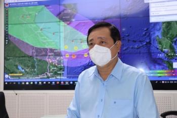 Hơn 4.000 F0 ở trong vùng có nguy cơ bị ảnh hưởng của bão số 5
