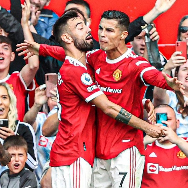 Ronaldo bùng nổ ngày trở lại, M.U vùi dập Newcastle ảnh 3
