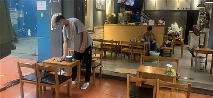 Hải Phòng cho phép hàng quán ăn uống hoạt động trở lại từ 15/9