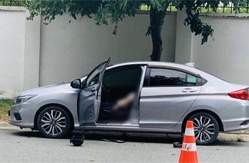 Bí thư thị trấn ở Bình Dương chết bất thường trong ô tô