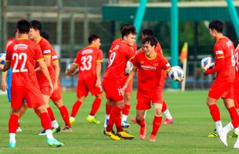 Thầy Park gọi 32 cầu thủ cho trận đấu Trung Quốc và Oman