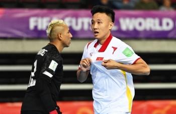 Đánh bại Panama, tuyển Việt Nam sáng cửa qua vòng bảng World Cup futsal 2021