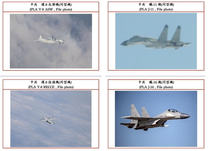 Đài Loan tăng chi tiêu quân sự, Trung Quốc lập tức đưa chiến đấu cơ áp sát