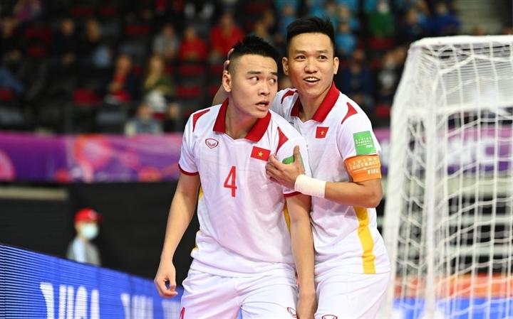 Xem trực tiếp trận futsal Việt Nam vs Séc trên kênh nào?