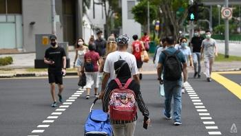 Singapore ghi nhận số ca mắc Covid-19 kỷ lục