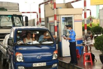 Cao tốc Pháp Vân- Cầu Giẽ thu phí trở lại từ 6h sáng mai, 22-9