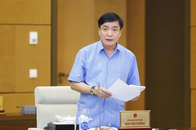 Ủy ban Thường vụ Quốc hội họp bất thường bàn việc hỗ trợ người lao động