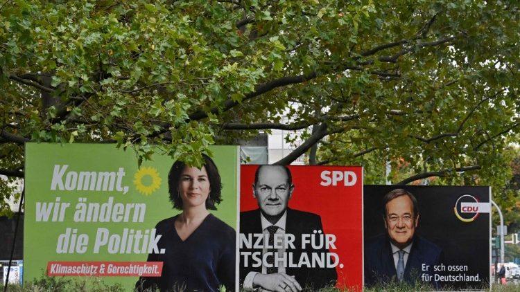 Đức bước vào cuộc bầu cử Thủ tướng quan trọng -0