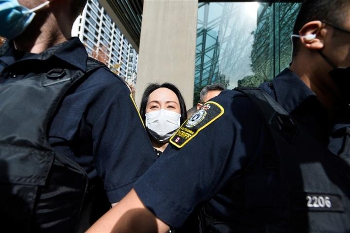 Viễn cảnh quan hệ Mỹ - Trung sau khi giám đốc Huawei được thả