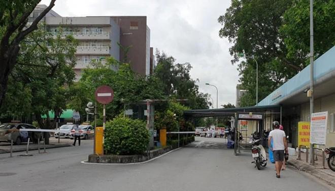 Bệnh viện Đức Giang thông tin về 3 ca Covid-19 từng vào chăm con tại viện
