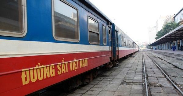 Đường sắt dự kiến hoạt động lại từ 1/10