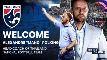 HLV Polking dẫn dắt tuyển Thái Lan, chờ đấu HLV Park Hang Seo tại AFF Cup 2020