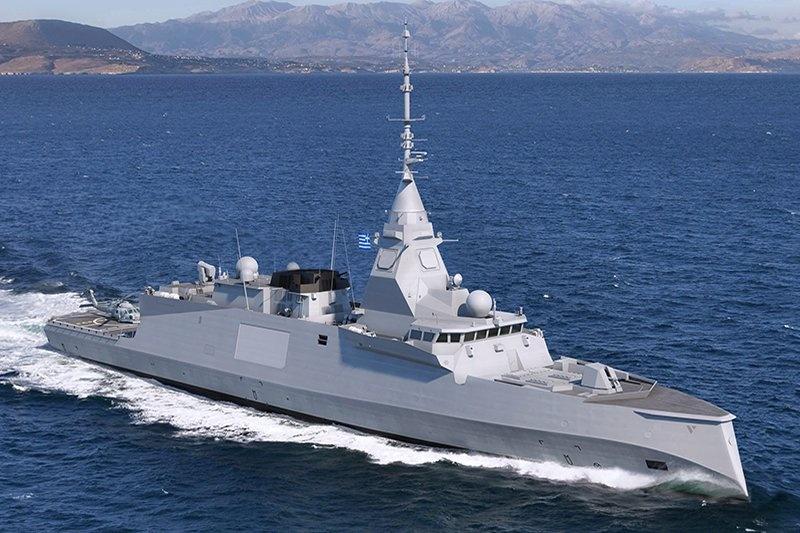 Pháp vượt mặt Mỹ, giành hợp đồng tỷ USD bán tàu chiến cho Hy Lạp