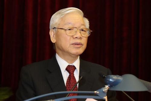 Tổng bí thư: 'Biển, đảo là không gian sinh tồn của người Việt Nam'