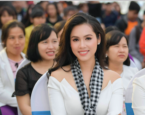 Á hậu Hoàng My: 'Tôi không bỏ showbiz vì tức giận hay bất mãn'
