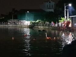 Hai chị em đuối nước vì lật thuyền đạp vịt