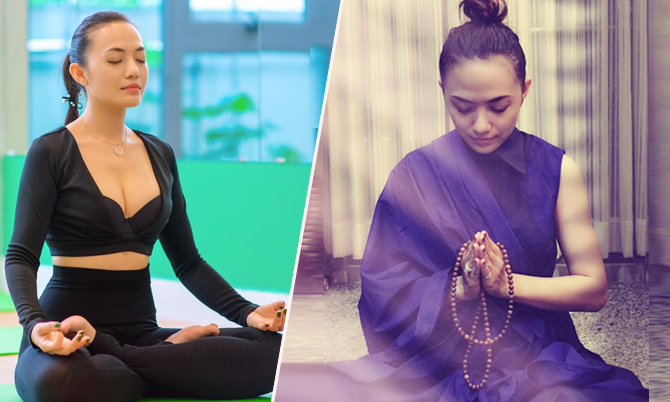 tina tinh an chay luyen yoga de giu gin sac voc