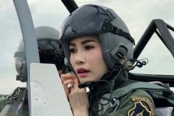 Hoàng quý phi Thái Lan từng lãnh đạo 5 triệu tình nguyện viên