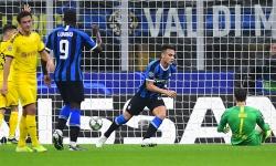 Inter hạ Dortmund, trở lại cuộc đua ở Champions League
