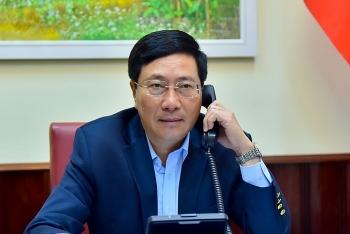 Việt Nam muốn ASEAN - Trung Quốc sớm nối lại đàm phán COC