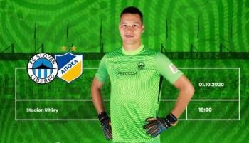 Filip Nguyễn giành quyền dự Europa League cùng CLB Slovan Liberec