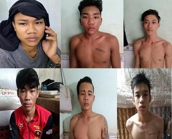 Triệt phá băng nhóm gây ra 6 vụ cướp, hiếp dâm tại khu vực làng đại học