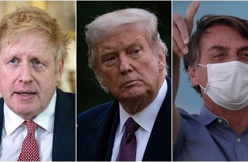 Trước Donald Trump, các lãnh đạo thế giới nào từng mắc COVID-19?