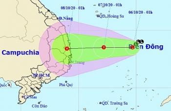 Thời tiết hôm nay 6/10: Biển Đông đón áp thấp nhiệt đới