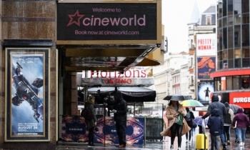 Chuỗi rạp phim lớn thứ hai thế giới đóng cửa vì Covid-19