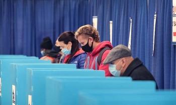 Hơn 4 triệu người Mỹ đã bỏ phiếu bầu tổng thống
