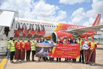 Vietjet khai trương đường bay thứ 11 tại Thái Lan