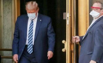 Tổng thống Trump lại gọi COVID-19 là 'virus Trung Quốc'