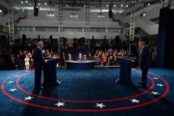 Không tranh luận trực tuyến cùng Trump, Biden tổ chức diễn thuyết một mình