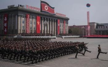 Triều Tiên có thể sẽ tổ chức duyệt binh cuối tuần này theo đúng dự kiến