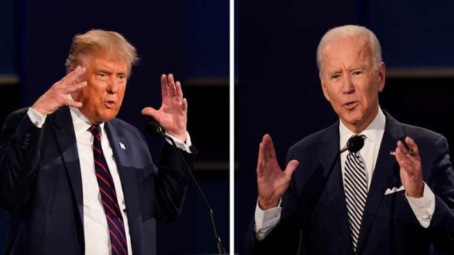 Hủy phiên tranh luận thứ hai giữa Tổng thống Trump với ông Biden - 1