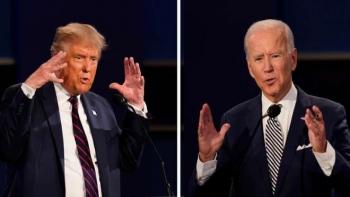 Hủy phiên tranh luận thứ hai giữa Tổng thống Trump với ông Biden