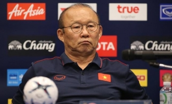 Tròn 3 năm HLV Park Hang Seo dẫn ĐT Việt Nam: Vượt hoài nghi, thành nhà vô địch