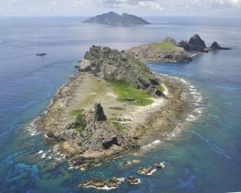 Tàu hải cảnh Trung Quốc lập kỷ lục xâm phạm Senkaku/Điếu Ngư