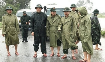 Chuyến cứu nạn cuối cùng của Thiếu tướng Nguyễn Văn Man