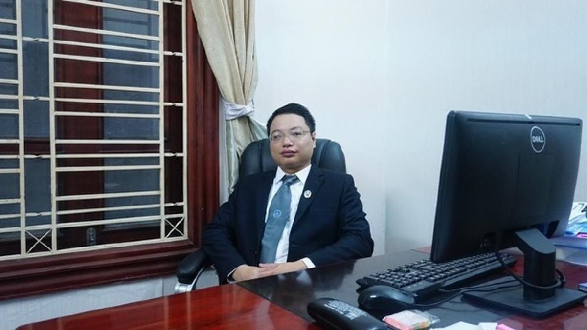 Thạc sĩ, Luật sư Nguyễn Đức Hùng – Phó Giám đốc Công ty Luật TNHH TGS – Đoàn luật sư Thành phố Hà Nội.