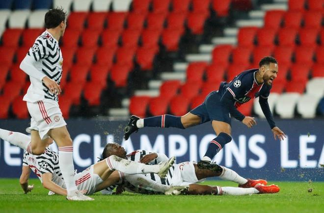 Rashford tỏa sáng, Man Utd đánh bại đương kim á quân Champions League - 1