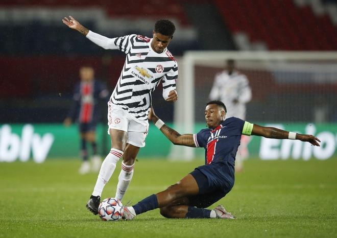 Rashford tỏa sáng, Man Utd đánh bại đương kim á quân Champions League - 2