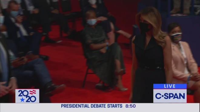 Trực tiếp: Buổi tranh luận Tổng thống Mỹ cuối cùng - 2