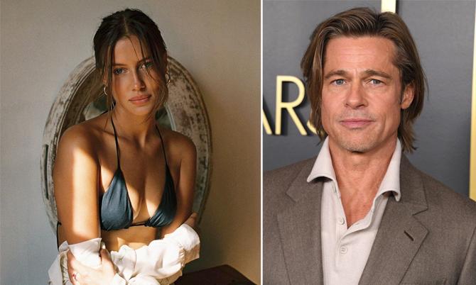 Nicole và Brad Pitt hẹn hò gần một năm nay.