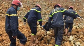Lực lượng cứu hộ trở lại Rào Trăng 3 tiếp tục tìm kiếm công nhân mất tích