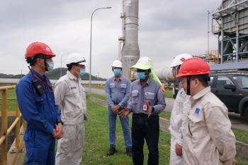 Nhà máy Lọc dầu Dung Quất trước giờ