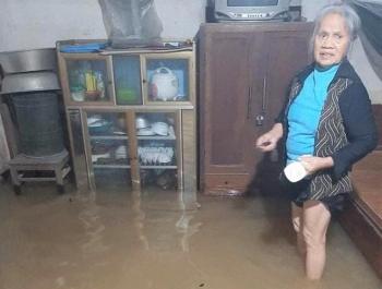 Nước lũ bất ngờ dâng cao, hơn 1.000 hộ dân Nghệ An sơ tán khẩn cấp trong đêm